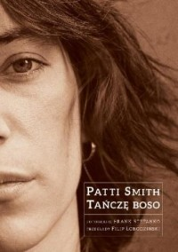 Tańczę boso - okładka książki