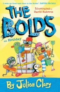 The Bolds on Holiday - okładka książki