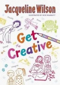 The Get Creative Journal - okładka książki