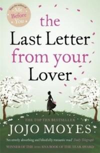 The Last Letter from Your Lover - okładka książki