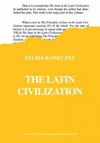 The Latin Civilization - okładka książki