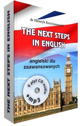 The Next Steps in English +6CD+MP3. - okładka podręcznika