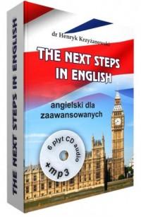 The Next Steps in English +6CD+MP3. Angielski dla zaawansowanych - pudełko audiobooku