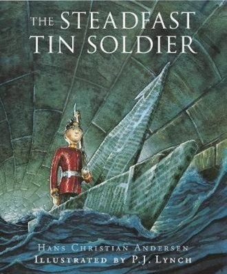 The Steadfast Tin Soldier. A retelling - okładka książki