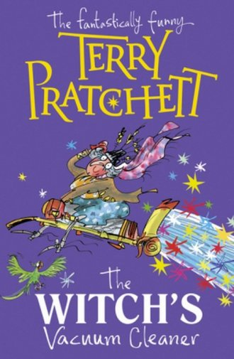 The Witchs Vacuum Cleaner And Other - okładka książki