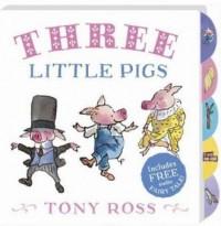 Three Little Pigs. My Favourite Fairy Tale Board Book - okładka książki