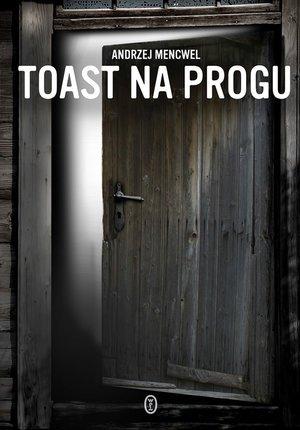 Toast na progu - okładka książki