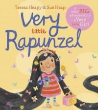 Very Little Rapunzel - okładka książki
