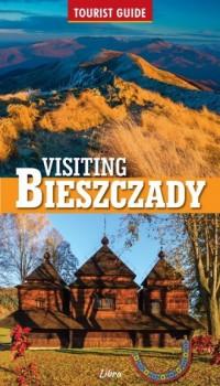 Visiting Bieszczady. Tourist Guide - okładka książki