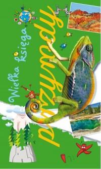 Wielka księga przyrody - Sophie - okładka książki