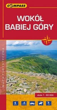 Wokół Babiej Góry - Wydawnictwo - okładka książki