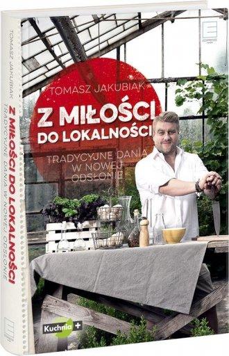 Z miłości do lokalności - okładka książki