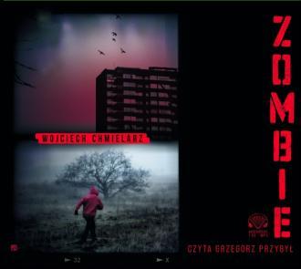 Zombie - pudełko audiobooku