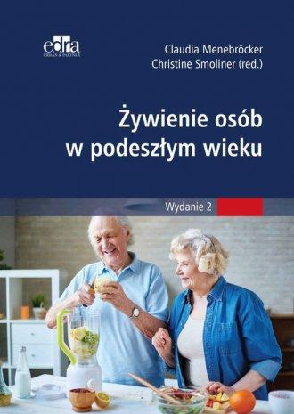 Żywienie w podeszłym wieku - okładka książki