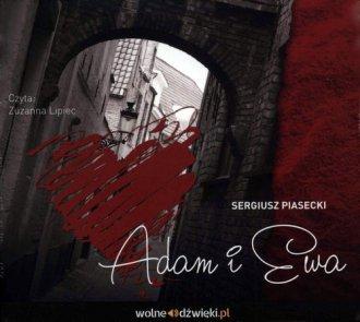 Adam i Ewa - pudełko audiobooku