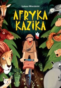 Afryka Kazika - okładka książki