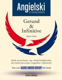 Angielski w tłumaczeniach Gerund & Infinitive - okładka podręcznika