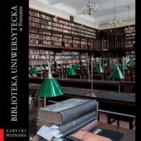 Biblioteka Uniwersytecka w Poznaniu - okładka książki