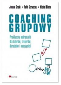 Coaching grupowy - okładka książki