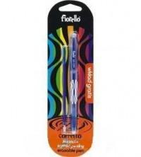 Długopis wymazywalny niebieski CORETTO - zdjęcie produktu