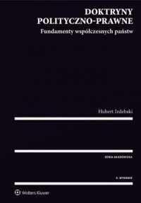 Doktryny polityczno-prawne. Fundamenty - okładka książki