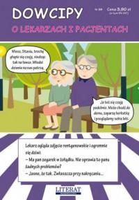 Dowcipy Nr 29. O lekarzach i pacjentach - okładka książki