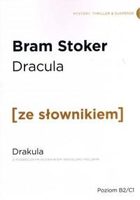 Drakula ze słownikiem - okładka podręcznika