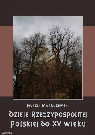 Dzieje Rzeczypospolitej Polskiej - okładka książki