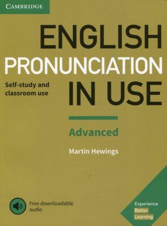 English Pronunciation in Use Advanced - okładka podręcznika
