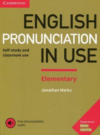 English Pronunciation in Use Elementary - okładka podręcznika