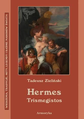 Hermes Trismegistos - okładka książki