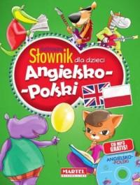 Ilustrowany słownik dla dzieci - okładka książki