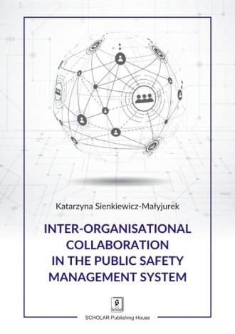 Inter-organisational Collaboration - okładka książki