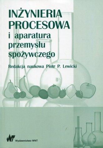 Inżynieria procesowa i aparatura - okładka książki