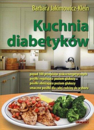 Kuchnia diabetyków - okładka książki