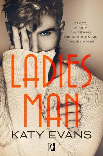 Ladies man - okładka książki