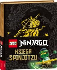 LEGO Ninjago Księga Spinjitzu - okładka książki