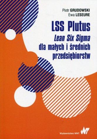 LSS Plutus Lean Six Sigma dla małych - okładka książki