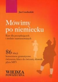 Mówimy po niemiecku  audiokurs MP3 - okładka podręcznika
