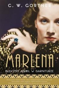 Marlena. Błękitny anioł w garniturze - okładka książki