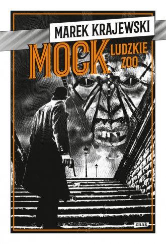 MOCK Ludzkie zoo - okładka książki