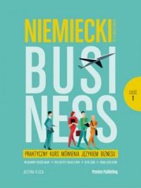 Niemiecki w tłumaczeniach Business cz. 1 - okładka podręcznika