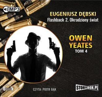 Owen Yeates. Tom 4. Flashback 2. - pudełko audiobooku