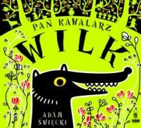 Pan Kawalarz Wilk - okładka książki