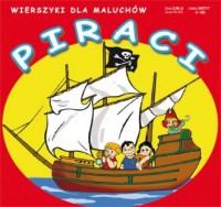 Wierszyki dla maluchów. Piraci - okładka książki