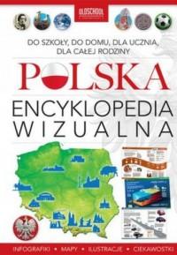 Polska. Encyklopedia wizualna - - okładka książki