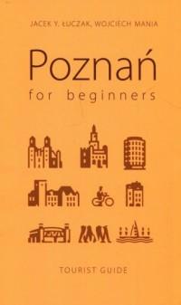Poznań for beginners - okładka książki