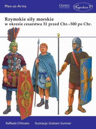 Rzymskie siły morskie w okresie - okładka książki