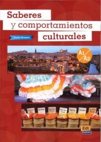 Saberes y comportamientos culturales - okładka książki