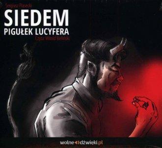 Siedem pigułek Lucyfera - pudełko audiobooku
